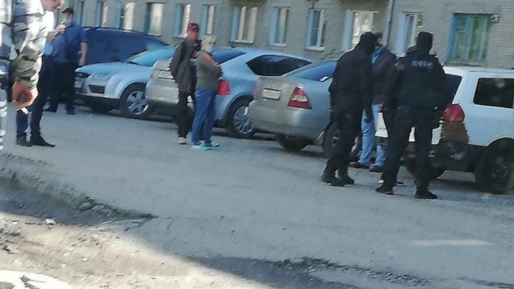 В СК объяснили, за что задержали участника ДТП с пьяным начальником ГИБДД в Куйбышеве