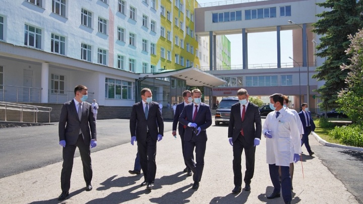 В Башкирии собираются строить центр детской онкологии