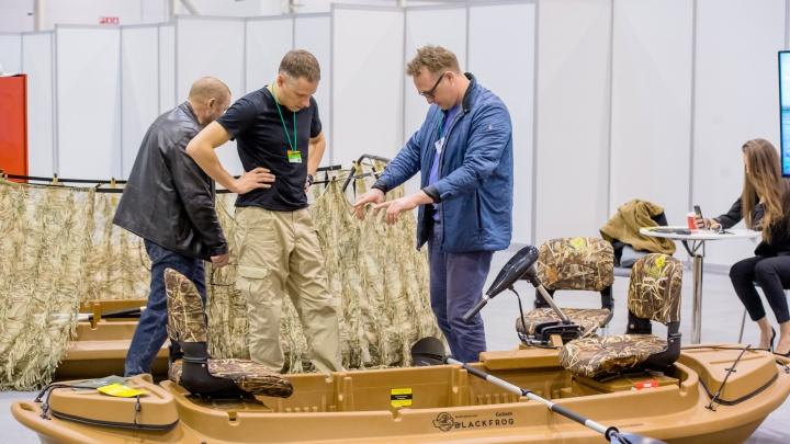 В Экспоцентре выставят лучшие модели лодок и квадроциклов: привезут даже те, которые не имеют мировых аналогов