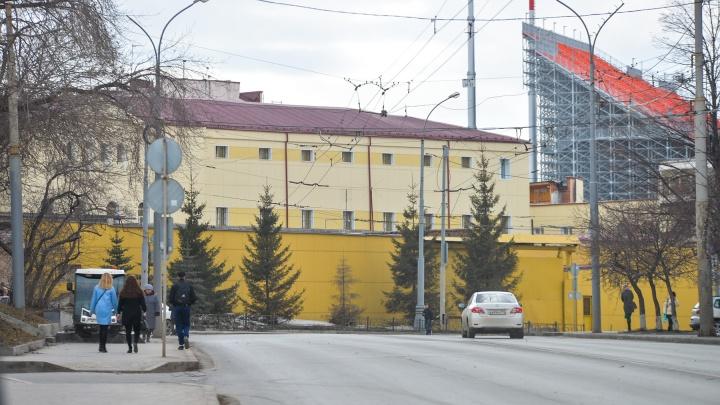 В Екатеринбурге в СИЗО № 1 обнаружили тело заключенного
