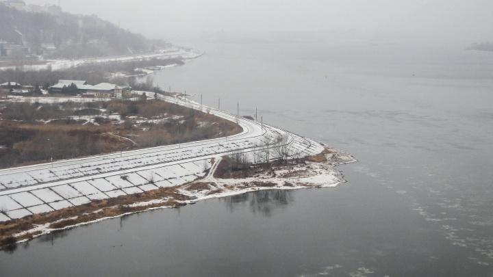 Нижний Новгород снова вошел в антирейтинг городов, загрязняющих Волгу