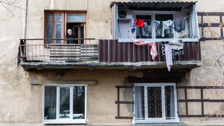 В Волгограде к концу недели вновь рухнул индекс самоизоляции