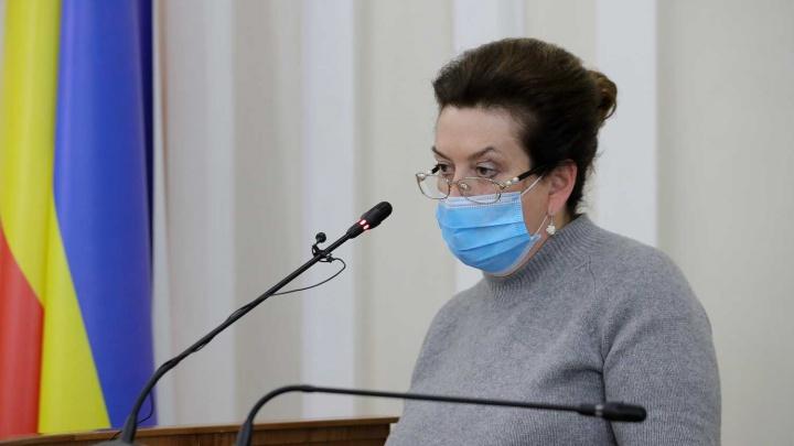 В донском Минздраве рассказали о состоянии Татьяны Быковской