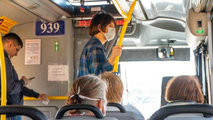 В Омске отменили автобусный маршрут №28