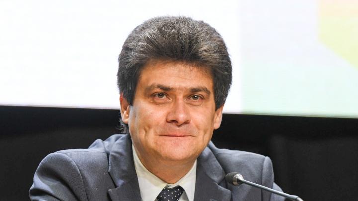 Высокинский напишет заявление об отставке перед заседанием городской думы