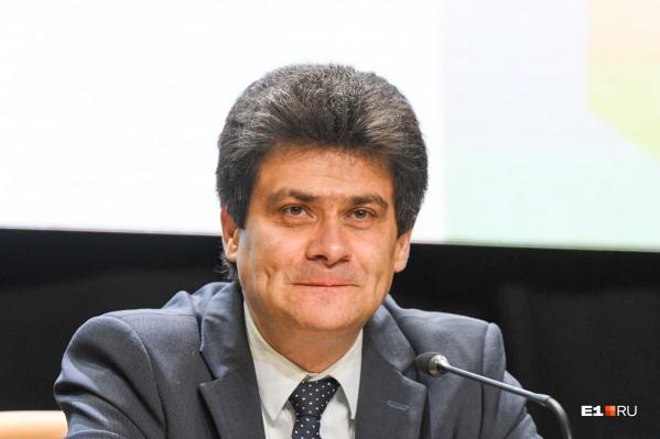 Александр Высокинский вошел в одну реку дважды— до назначения мэром он был заместителем губернатора
