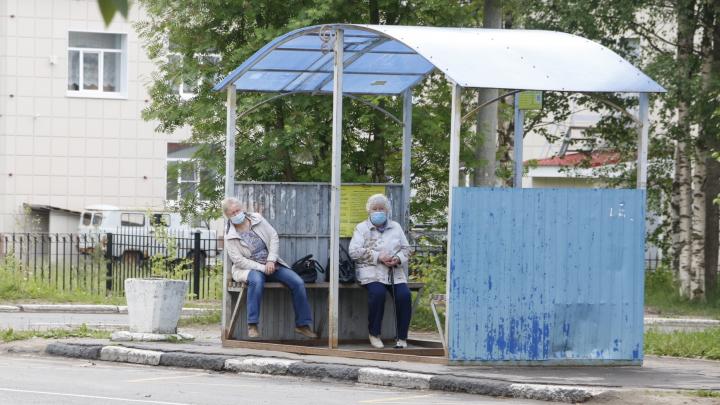 В Архангельской области обсуждают введение полностью бесплатного проезда для пенсионеров
