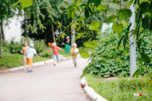 Летняя программа детского отдыха была под угрозой срыва