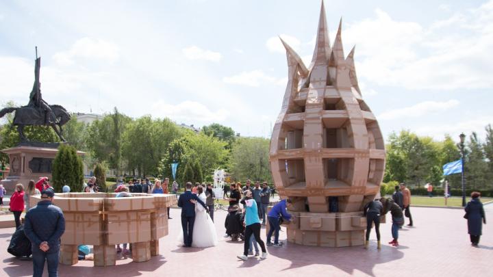 В Самаре все-таки состоится фестиваль набережных «ВолгаФест»