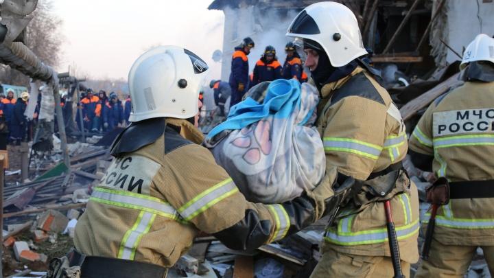 Количество погибших от взрыва в Вачском районе увеличилось до двух