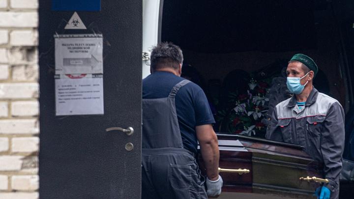 Челябинец пожаловался на задержку с выдачей тела умершего родственника в разгар коронавируса