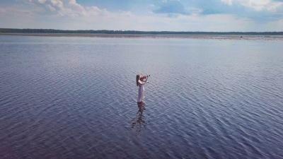 Дзержинцы сняли ролик в защиту крупнейшего озера Нижегородской области