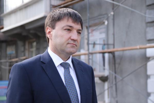 У Вадима Марыгина сегодня последний рабочий день в областном правительстве. Его место займёт (по крайней мере, на время) замминистра Яна Старухина