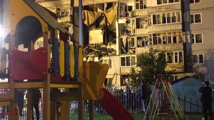 Взрыв в жилом доме в Ярославле: под завалами нашли тело ребёнка