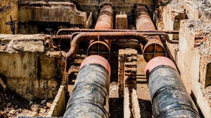 В Перми для опрессовки отключат горячую воду в четырех районах