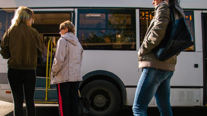 В Самаре отменили дачные автобусные перевозки на время карантина