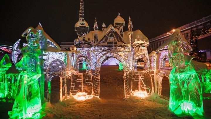 Цивилев предложил сократить расходы на празднование Нового года в Кузбассе из-за коронавируса