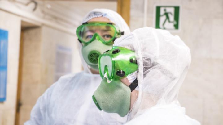Еще 35 новых случаев коронавируса зарегистрировали в Ростовской области