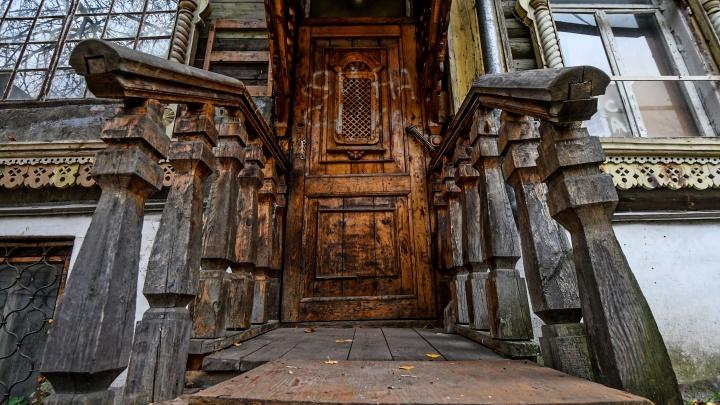 В Екатеринбурге 38 домов-памятников превратились в руины