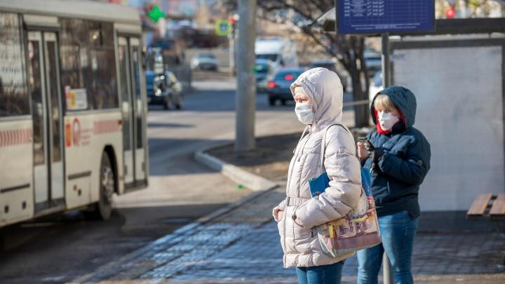 Успейте сделать электронный пропуск. Коронавирус в Красноярском крае, 22-й день