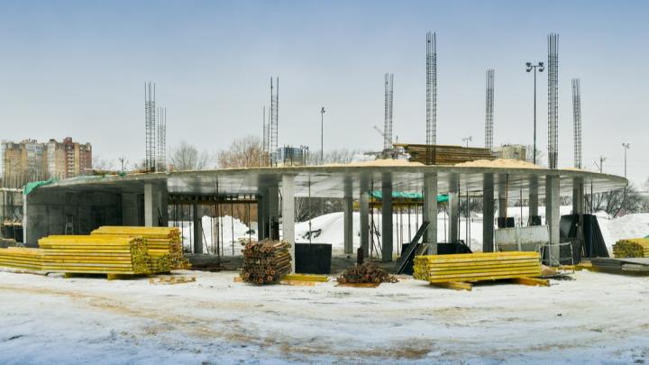 Спортивный комплекс в экстрим-парке построят в Перми до конца июля