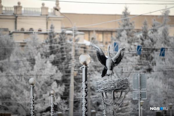 В Новосибирск на несколько дней придут снегопады