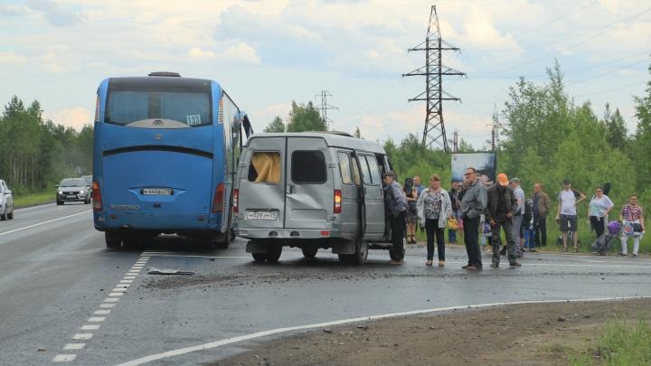 Пять районов Архангельской области смогут купить автобусы на средства из бюджета