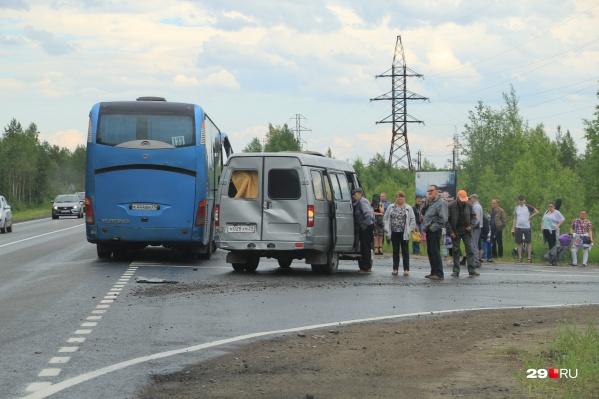 Это будут автобусы малого класса для перевозки пассажиров на регулярных маршрутах