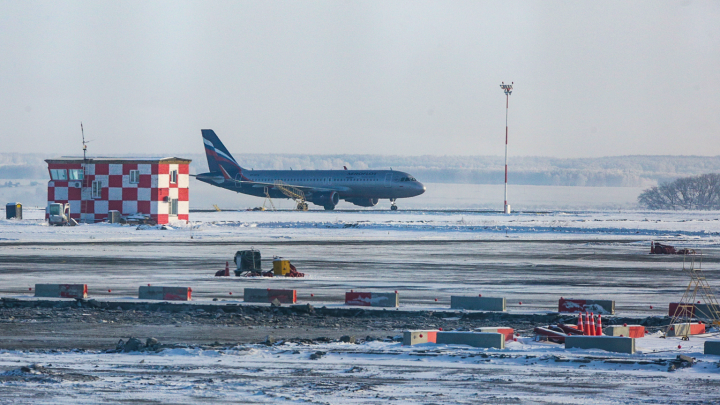 Пассажир «заминированного» самолёта Москва — Челябинск рассказал, как их встретили силовики