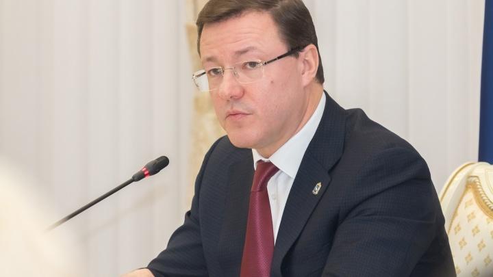 Когда наступит пик пандемии в Самарской области? Ответил губернатор Дмитрий Азаров