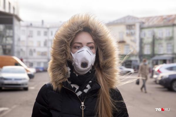 Ноябрь, хотя еще и не закончился, уже обогнал все предыдущие месяцы по заболеваемости коронавирусом в Ярославской области