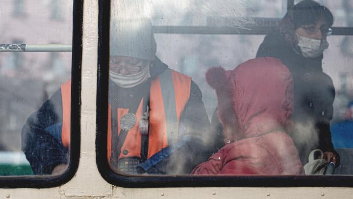 Челябинский транспорт меняет график работы на выходной неделе
