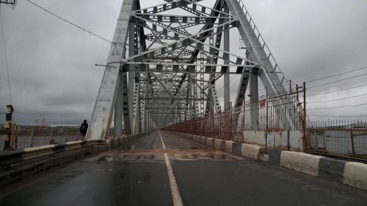 Северодвинский мост закрыт до сих пор