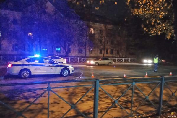 Сейчас на месте работает полиция