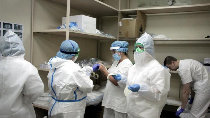В Прикамье выявили еще 107 заражённых — и это без учета бессимптомных