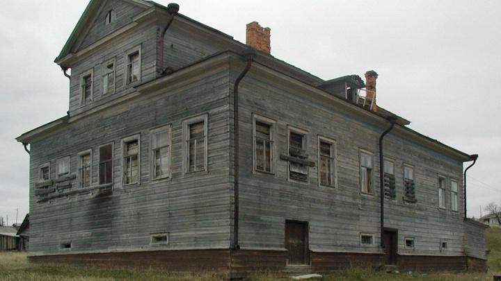 В Холмогорском районе восстановят дом купцов Бажениных