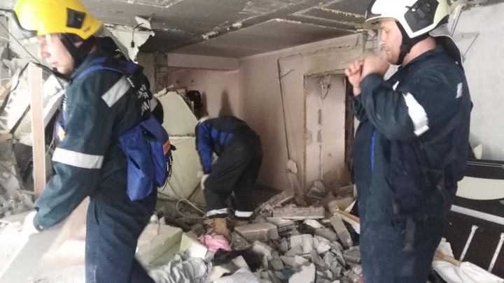 В Самаре в Крутых Ключах в многоквартирном доме взорвался газ