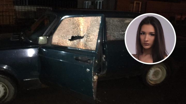 «Сейчас пистолет достану!»: невменяемый водитель открыл стрельбу по машине ярославской модели