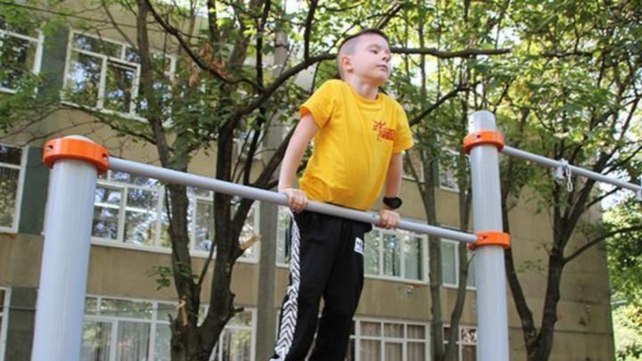 Шестилетний воркаутер из Ростова попал в Книгу рекордов России