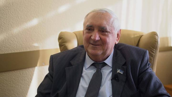 Про ресторан «Русь» и похороны криминального авторитета. Большое интервью с экс-мэром Тюмени