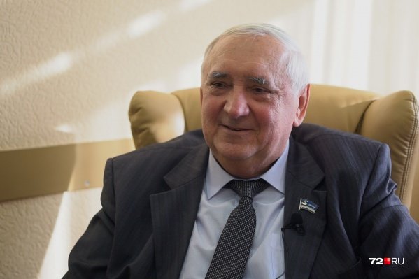 Степан Киричук — первый и единственный всенародно избранный мэр Тюмени