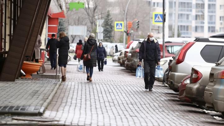 Синоптики Кузбасса рассказали, каким будет понедельник. Они предупредили о дожде с мокрым снегом