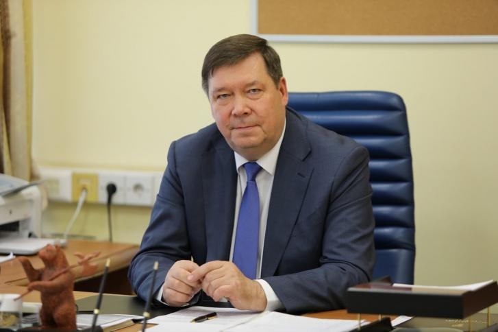 Анатолий Гулин рассказал о ситуации в здравоохранении