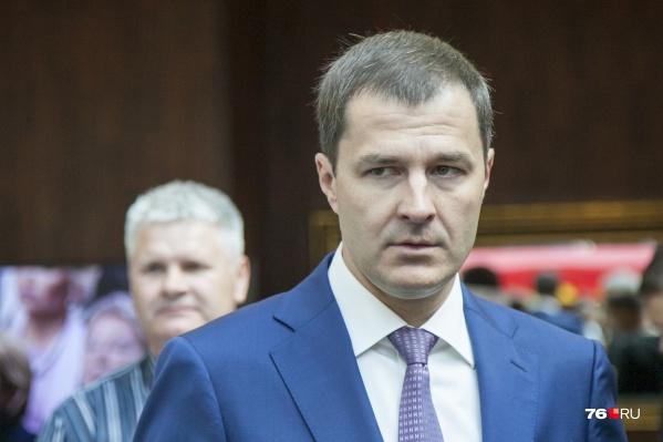 Владимир Волков переехал в Ярославль осенью 2018 года