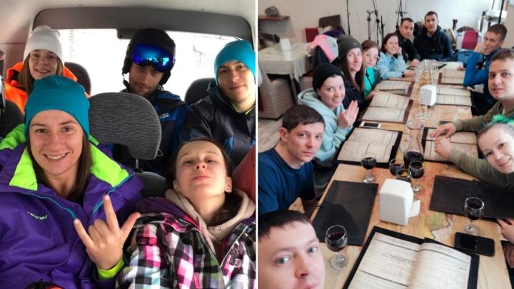 «Еды на несколько дней»: группа нижегородцев застряла в Грузии из-за закрытия границы