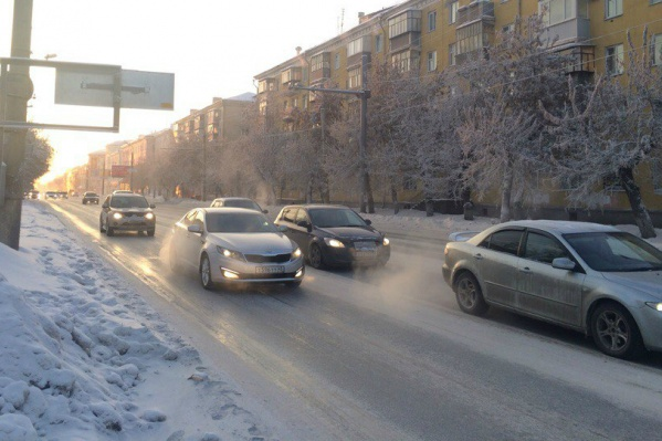 """Морозы в Зауралье продержатся до <nobr class=""""_"""">25 февраля</nobr>"""