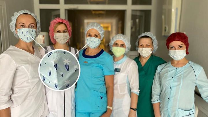 Такой визит к доктору вы запомните надолго: показываем креативную униформу врачей Екатеринбурга