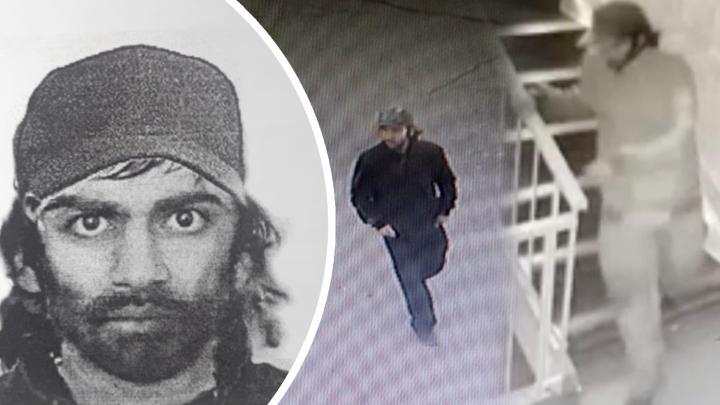 В Омске разыскивают педофила, напавшего на шестилетнюю девочку на 2-й Дачной