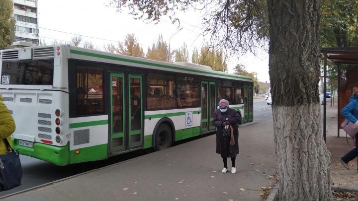Мосгортранс передал Волгограду 20 старых автобусов