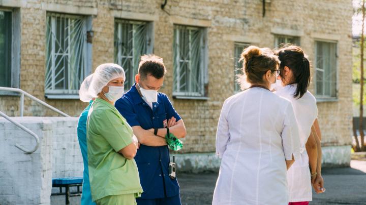 Новые распоряжения губернатора и 71 пациент с коронавирусом: хроника за 11 мая